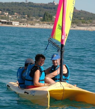 Fun Boat pour les + de 15 ans