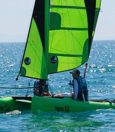 Catamaran Ados pour les 12/14 ans
