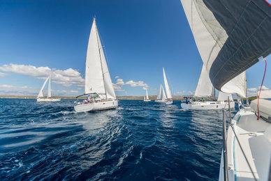 Une formation nautique au Cap d'Agde