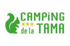 Le camping de la Tama